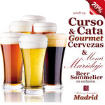 Beer Tasting in Madrid with Gourmet Menu and our Beer Sommelier