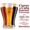 Beer Tasting in Barcelona with Gourmet Menu and our Sommelier