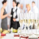 Cava and Champagne tasting at Home with our Sommelier